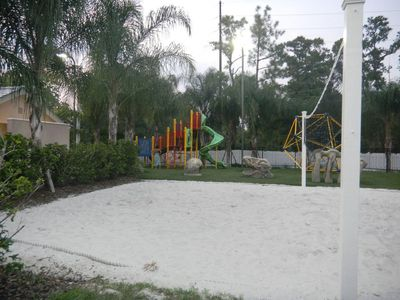 Beach Volley Ball and Park