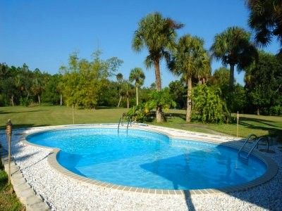 Large 30' x 15' private Pool