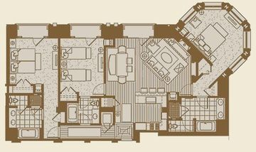 Floorplan of our unit