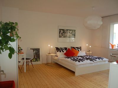 Prime location in the heart of Hanover! Stylish, quiet guest accommodation for up to 4 people