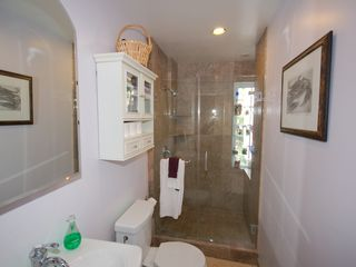 Downtown - Washington DC townhome photo - Tiled shower only bath