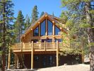 The Fairplay Chalet - Fairplay cabin vacation rental photo