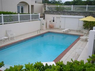 Bermuda villa photo - Sunken Swimming Pool