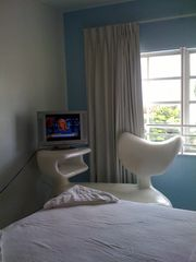 South Beach studio photo - cable tv