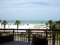 Luxury  Beach Front Condo 3 beds/3.5 baths in the heart of Clearwater Beach