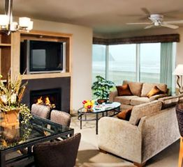 Seaside condo photo - Living Room at The Resort at Seaside Oregon