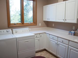Rapid City house photo - One of two large onsite laundry rooms (main floor and basement).