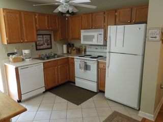 Port Royal villa photo - Full kitchen provides all you need for delicious home cooked meals.