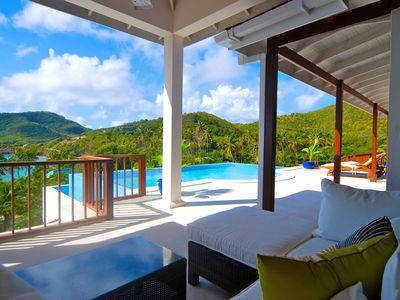 Beachfront Plantation House - Ijeoma Upper/ 3 Bed - Bequia