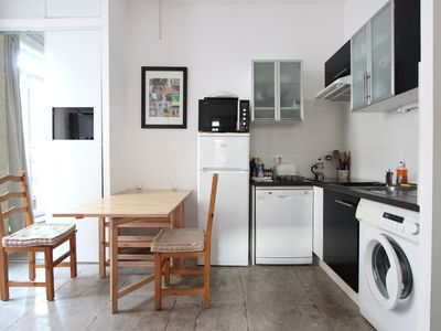 Montpellier Center, 4 apartments, from studios to 3 rooms, from 1 to 4 people.