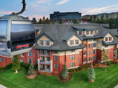 Heavenly Gondola; Marriott Timber Lodge