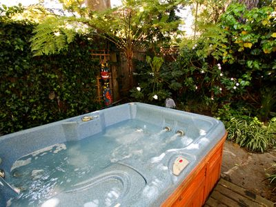 San Francisco apartment rental - Jacuzzi - Hot tub