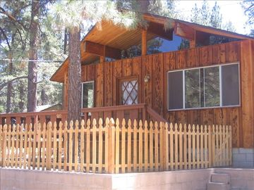 Wrightwood cabin rental