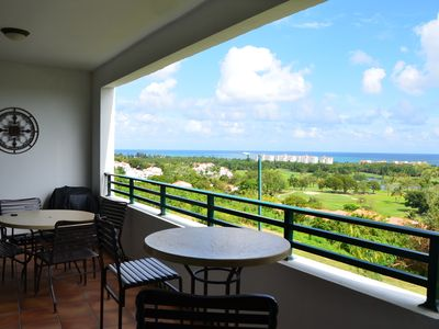 1,375 Sq. Ft. Villa Has Panoramic Views Of The Ocean, Golf Courses And El Yunque