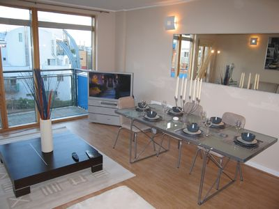 Two bedroom apartment  Dining area