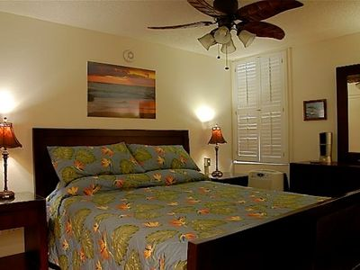 Master Bedroom / California King / all new furniture / HD Flatscreen TV!