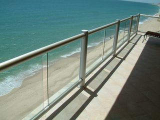 Puerto Penasco condo photo - You just can't get any closer to the ocean than this!