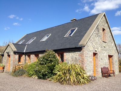 Luxury, Privacy, Tranquility Close To The Sea Near Sneem, Co. Kerry
