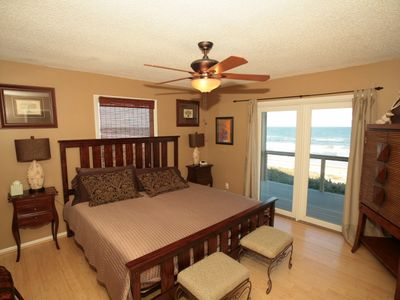 Beautifully Furnished Owner's Suite w/ King Sized Bed, TV, Access to Beach