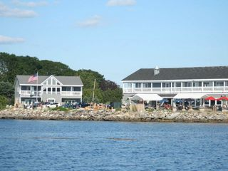 Harpswell house photo - House and Estes Lobster House