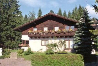 Seefeld house rental - Haus Alice