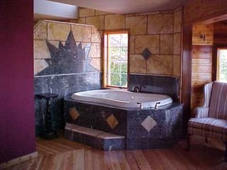 North East house photo - oversized jacuzzi tub