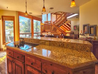 Deer Valley townhome photo - Gourmet Kitchen