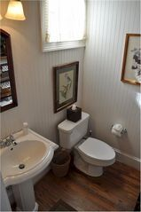 Big Canoe house photo - The half-bath