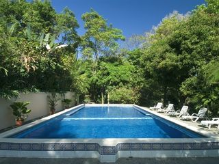 Manuel Antonio house photo - Huge Pool Set In The Jungle ( New!! Washroom/Change Room)