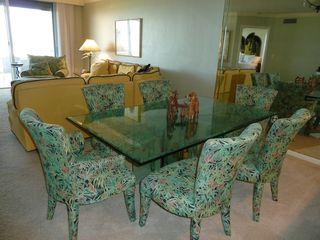 Somerset condo photo - Dining area with comfortable seating