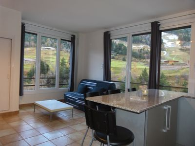 All kinds of rental apartments for your montain vacation