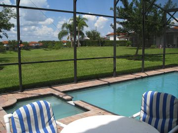 High Grove villa rental - Private pool & SPA with gorgeous open view