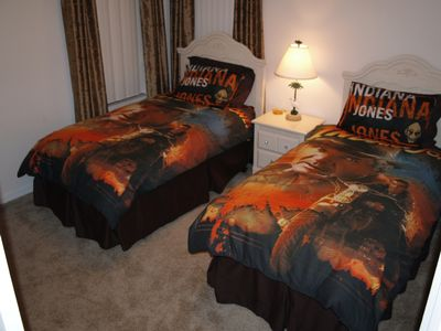 Twin 2 - FOC Optional Themed Bedding 9 Designs to choose from