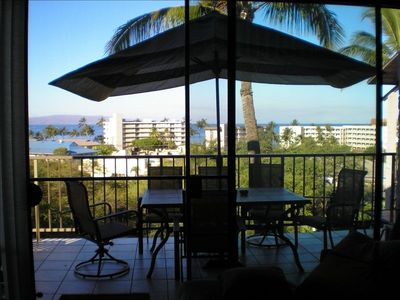 Ocean View Lanai - Great for Dining