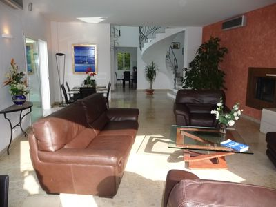West Nice villa rental - ground floor