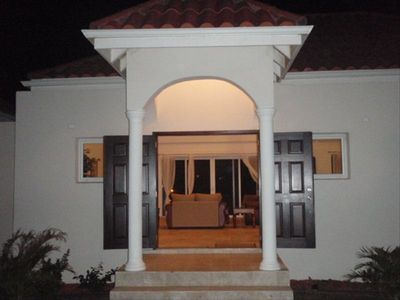 Welcome to Villa Avalon!!!!!  Double French Doors greet with Trade Wind breezes