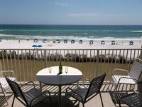 OCEANFRONT-1BR-SPECIAL 10% OFF SNOWBIRD MONTHLY RENTALS-pool,wifi,tennis,on beac