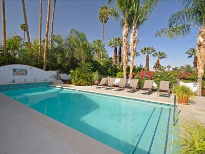 7 bedroom villa on 1 2 acre the joseph vrbo - Palm canyon resort 2 bedroom villa ...