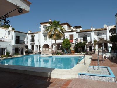 Nerja Parador Area - Lovely Town House, easy walking to Beach and Center