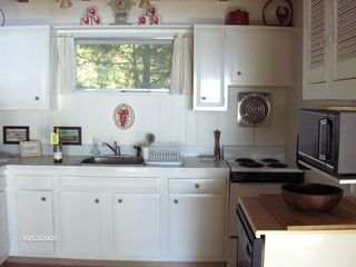 Westport Island cottage photo - Kitchen