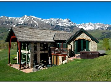 Telluride house rental - 360? Panoramic Mountain Views