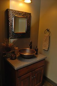 Millersburg house rental - Half Bath