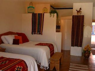 Santa Fe estate photo - Most rooms have two queen sized beds