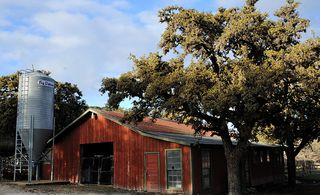 Bandera cottage photo - The barn area is near the cottage and about 1/2 mile from the Lodge.