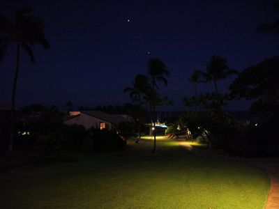 Greenbelt in Ekahi at Night