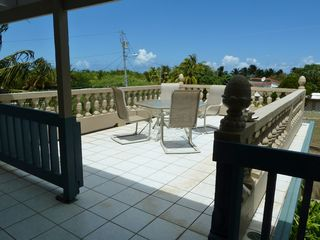 Vieques Island cottage photo - Dine al fresco on your private dining patio.