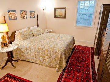 Bedroom Suite #4 - King Bed, Full Bath. Lower Level