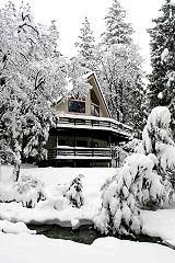 Pinecrest cabin rental - Cabin in Winter