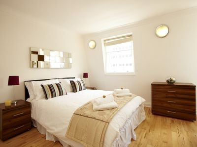 Victoria apartment rental - The ultimate in comfort