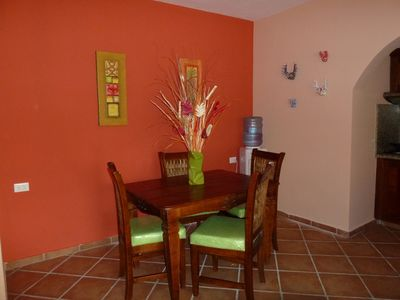 Punta Cana condo rental - Dining room